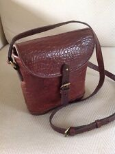 Mulberry Vintage Cross Body Bag Good Condition.