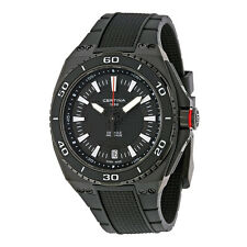 Certina DS Eagle Black Dial Mens Quartz Watch C023.710.17.051.00