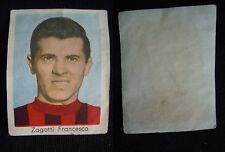 ***CALCIATORI SPORT NAPOLI 1956/57*** ZAGATTI (MILAN)