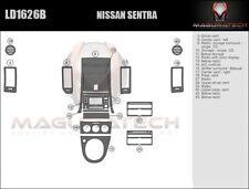 Fits Nissan Sentra 2010-2012 Basic Premium Wood Dash Trim Kit