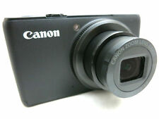 Canon Powershot S95 10MP Point & Shoot digital camera 3.8X zoom lens *black