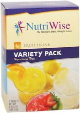 NutriWise - Variety Pack Diet High Protein Fruit Drink