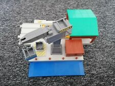 Vintage 1999 Tomy Trackmaster, Thomas And Friends, Cranky The Crane Dock Set