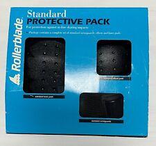 Rollerblade Skate Protective Gear 3 Pack Wrist Knee Elbow Gently Used Sz Medium