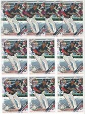 x300 CRISTIAN PACHE 2019 Bowman Prospects Rookie Card RC lot/set #62 Braves mint
