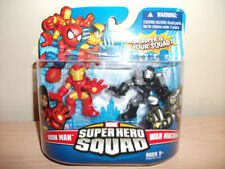 Marvel Super Squad Iron Man Comic Book Hero Action Figures
