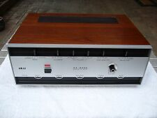 Akai AA-6000 vintage integrated amplifier (very rare)