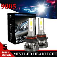 2000W MINI 9005/HB3 LED Headlight Conversion Kit Bulbs 380000LM Hi/Lo Beam 6000K