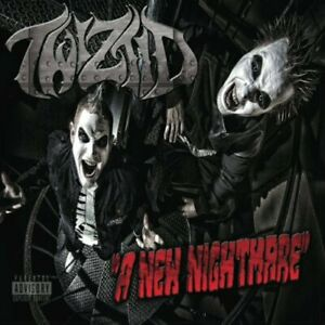 TWIZTID-NEW NIGHTMARE CD NEW