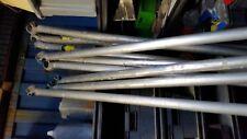 2.5m Boss Youngman Horizontal Aluminium Scaffold Tower Poles Red Braces