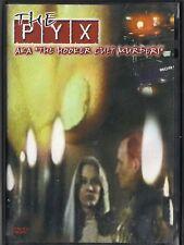 THE PYX~1973 VG/C DVD~KAREN BLACK CHRISTOPHER PLUMMER DONALD PILON