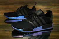 "Adidas NMD R1 ""Goodbye Gravity"" Black FV3645 Running Shoes Men's Multi Size NEW"