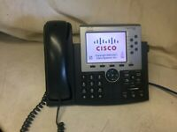 Cisco CP-7965G IP Phone  **2 Year Warranty, Fast Ship**