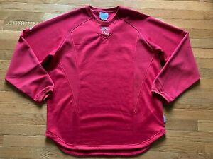 Fort Wayne TinCaps Logo T-shirt Majestic MiLB Men's Sz L Therma Base Fleece