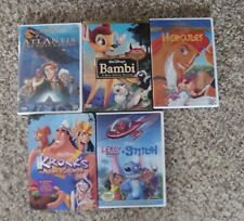 Lot of Pre-owned Disney and Dreamworks Dvd Movies