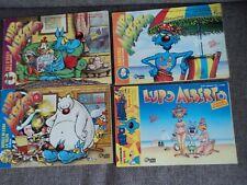 Lupo Alberto - Lotto di 4 numeri del 1996 - vedi foto