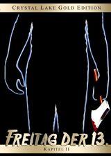 Freitag der 13. Teil 2 ( Horror Kult Uncut ) von Steve Miner mit Amy Steel