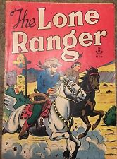 THE LONE RANGER (1946) Dell Four Color Comics #118 VG+