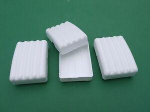3x Seifendose Seifenschale Seifenbox Reise unterwegs Kunststoff Set Seifenhalter