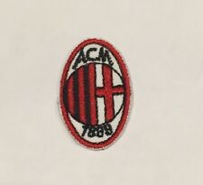 Patch-Milan toppa ricamata termoadesiva 4cm X 2,5cm