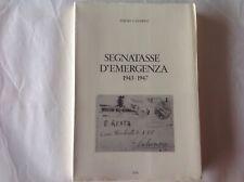 Segnatasse d'emergenza, 1943-1947, Fermo Casarico, ed.fuori commercio 1976