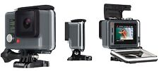 GOPRO HERO+ LCD plus TouchScreen HD Wateproof 8MP/1080p NEW + WARRANTY CHDHB-102