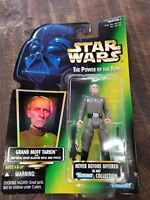 Star Wars POTF: GRAND MOFF TARKIN, Kenner 1996 NIB
