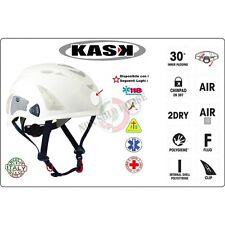 Casco Soccorritore Emergenza Kask Italia Super Plasma HI-VIZ Personalizzato