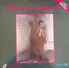 American Gigolo (Laserdisc) Extended Play Single Disc