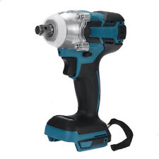 18V Rechargeable Electric Cordless Brushless Impact Wrench without battery