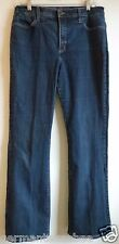 Not Your Daughter's Jeans blue Stretch copper studs backpocket Size 14 33x32