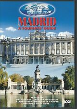 MADRID A TOURISTS' GUIDE DVD - THE CAPITAL CITIES OF THE WORLD