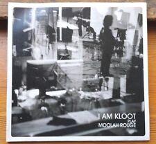 Original (2007) I AM KLOOT Lp Vinyl 33rpm Moolah Rouge Band Signed M- Condition