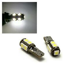 1 x Pair 9 LED Sidelight Bulbs 6000K 501 W5W T10 Canbus - SUZUKI GRAND VITARA