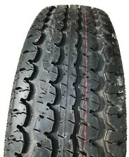 New Tire 215 75 14 Hi Run JK42 6 Ply Radial Trailer Old Stock RD MW ST215/75R14
