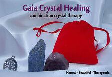 El natural, libre de drogas solución migrains & Resaca Lapiz Lazuli Y Amatista