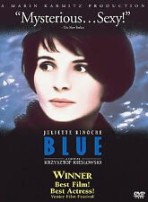 Blue - Juliette Binoche Foreign Language French DVD SHIPS NEXT DAY