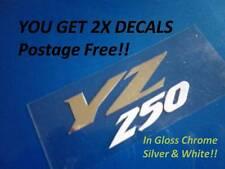 Yamaha YZ250 GRAPHICS DECALS