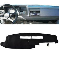 For Chevrolet Silverado 1988-1994 Dashmat Dash Mat Dashboard Cover Truck Carpet
