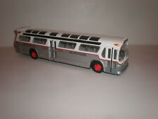 1/43  Bus Fishbowl Sightseeing Gray Line Corgi New look custom painted