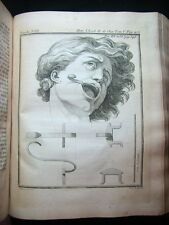 Very Rare 1742-1774 Medical ACADEMIE ROYALE de CHIRURGIE book set 65 Plates