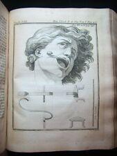 Very Rare 1742-1774 Medical ACADEMIE ROYALE de CHIRURGIE book set 65 Plates