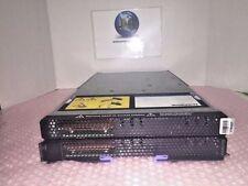 IBM 8406-71Y Blade Server 16 Core 3.0GHz, 2 X 300GB HDD's & 128GB RAM P7 PS702