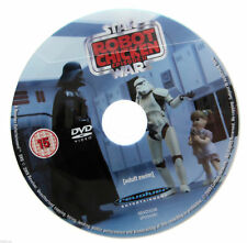 STAR WARS ROBOT POLLO - Episodio 2 DVD R2 PAL - 2009 - Dischi solo in manica