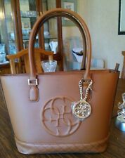 GUESS Korry tote, color brown