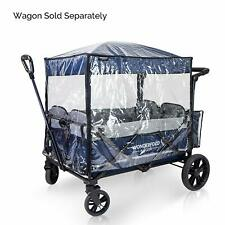 WonderFold Wagon Rain Cover for Model X Series Stroller Wagon