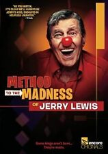 Method to The Madness of Jerry Lewis 0013132599526 DVD Region 1