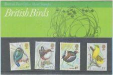 1980 BRITISH BIRDS PRESENTATION PACK NO.115