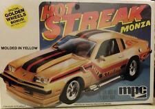 MPC 1:25 Scale Model Car Kit Hot Streak Monza #0784 Unbuilt New