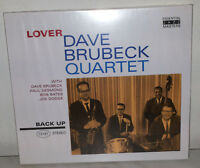 CD DAVE BRUBECK - QUARTET - LOVER - NUOVO NEW